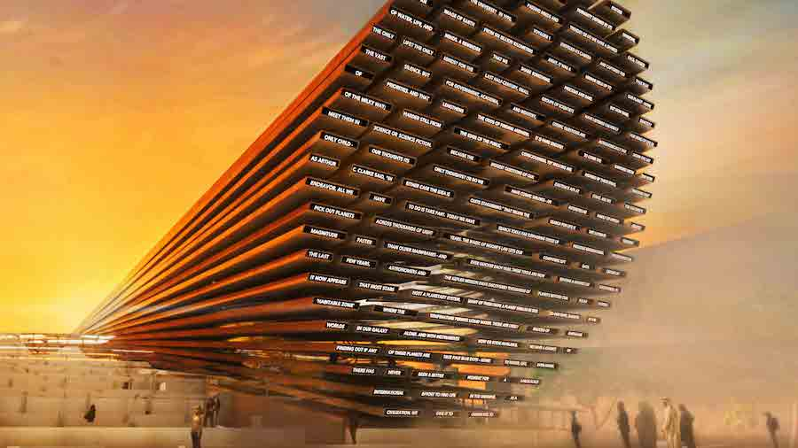 United Kingdom pavilion at Expo 2020 Dubai