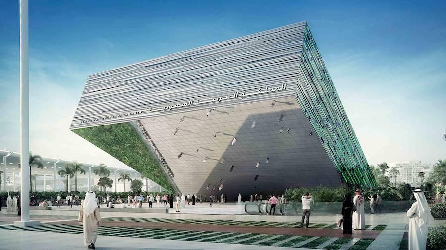 saudi arabia pavilion expo 2020