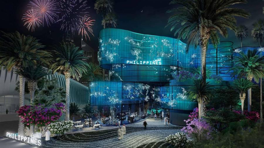 The Philippines pavilion for Expo 2020 Dubai