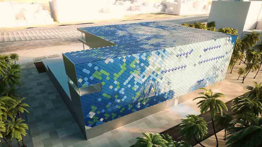 France pavilion at Expo 2020 Dubai