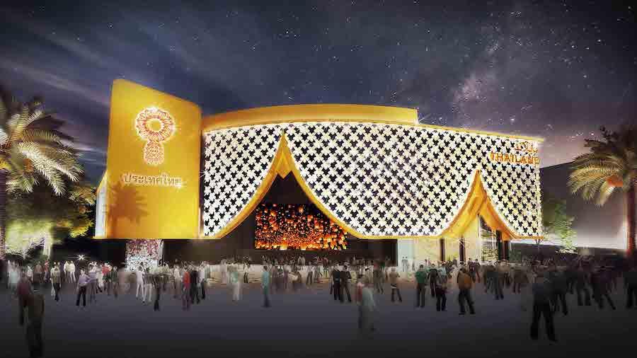 thailand top expo 2020 pavilions