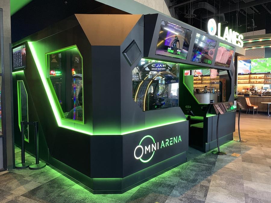 Omni Arena by Virtuix