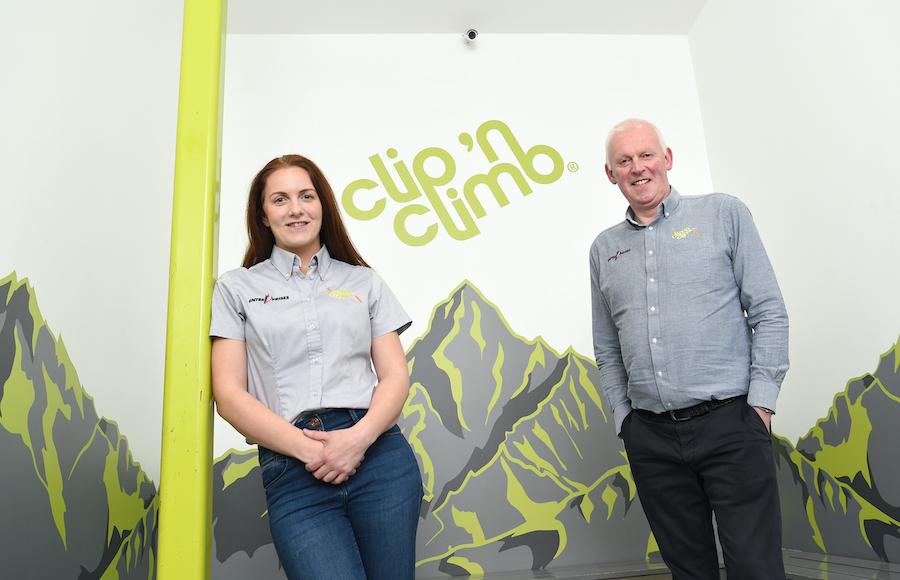 Clip n Climb UK Franchise team
