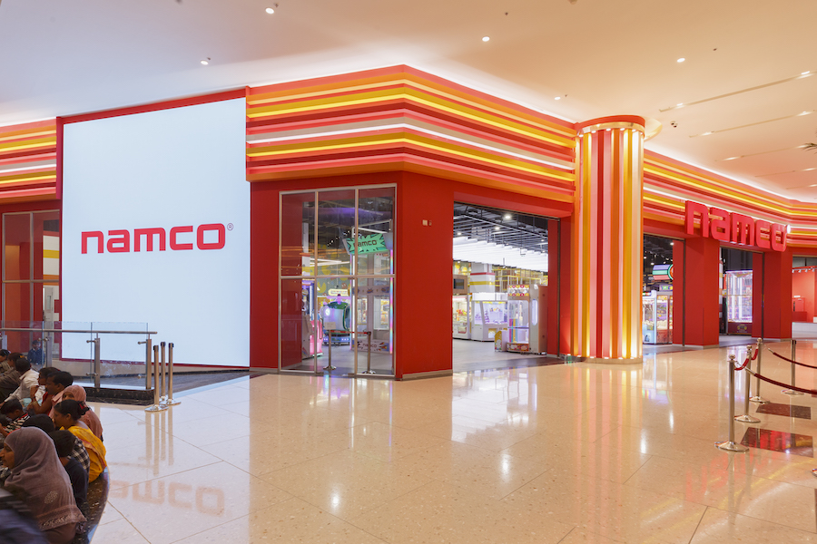 NAMCO BANDAI FEC in Mumbai