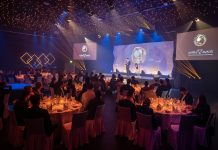 AUREA Awards ceremony at Europa-Park