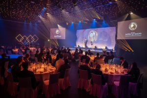 AUREA Awards ceremony at Europa-Park